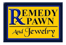Remedy Pawn & Jewelry Logo
